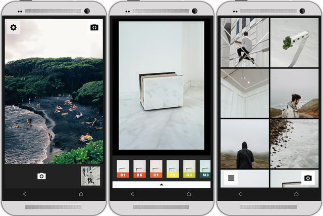 vsco cam photo app android adds discovery feature called grid 1