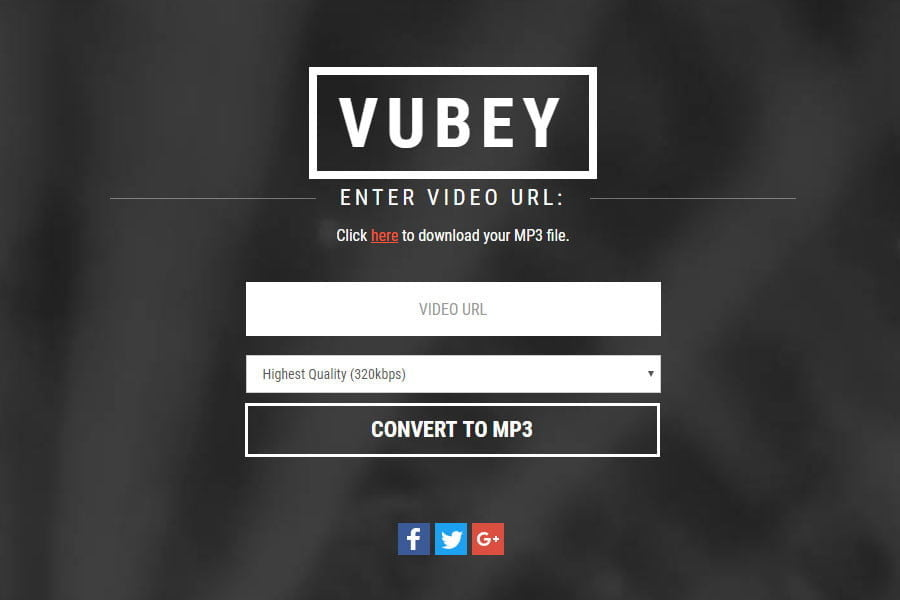 how to download music from youtube vubey03