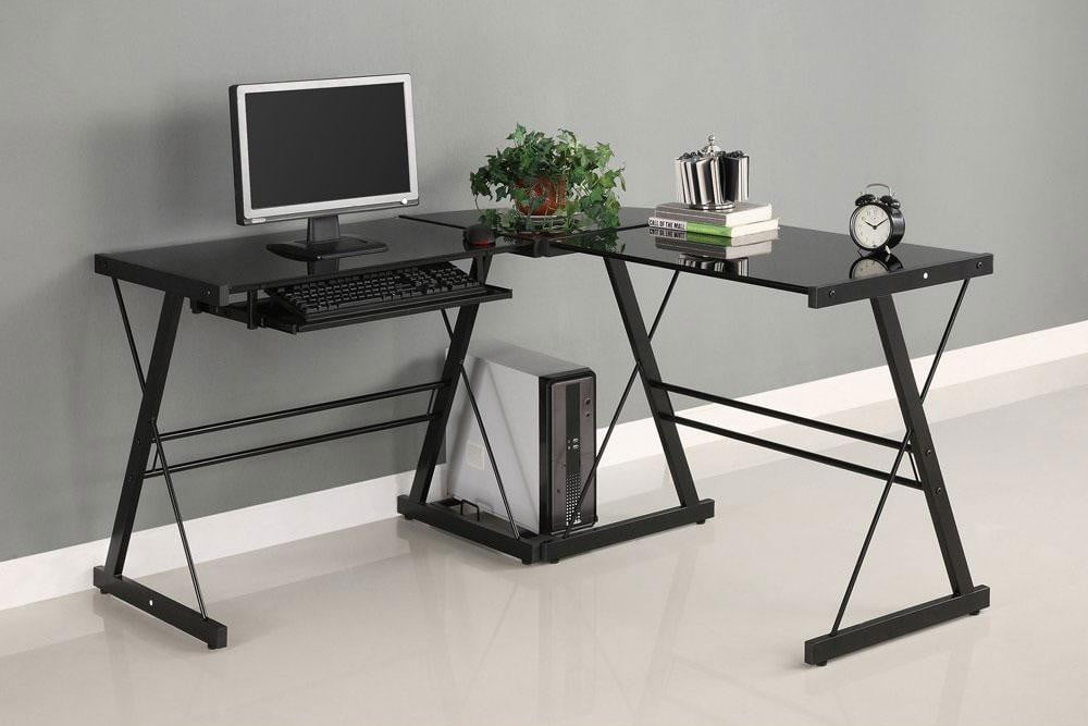 Walker Edison Soreno 3 Piece Corner Desk ($122)