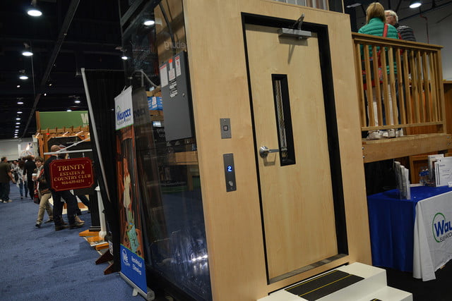 luxury home items from kbis 2016 waupaca elevator company residential