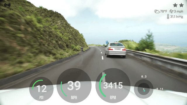 waylens dashcam reckless drivers screengrab 3
