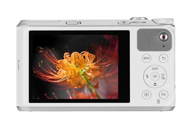 samsung ces 2014 point and shoot cameras wb350f 002 back white