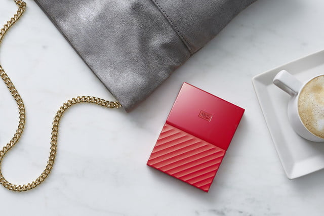 western digital releases redesigned portable hard drives wd mypassportpc red tabletop hires