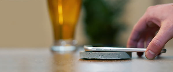 How to make coasters that connect guests to your Wi-Fi with a single tap