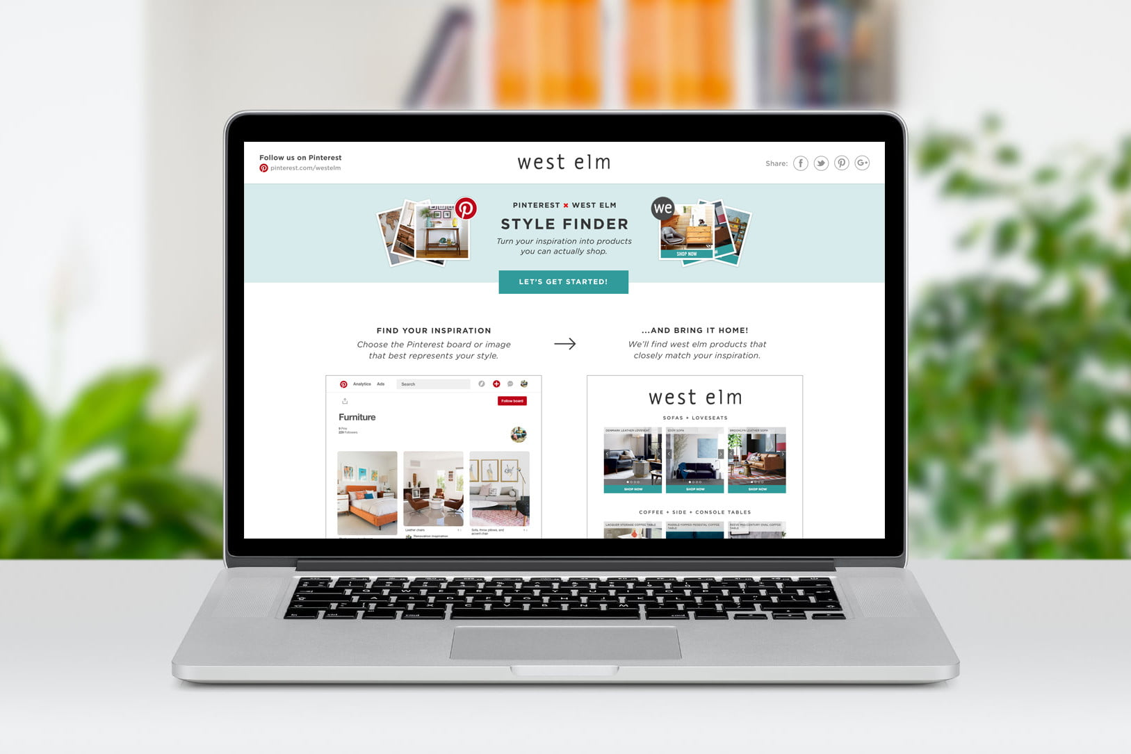 Can T Describe A Style Search With Pinterest Board West Elm Finder