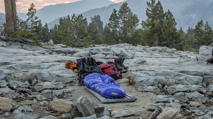 Western Mountaineering Ultralite