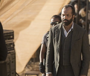 Reality hews too close to sci-fi dystopia for 'Westworld' star Jeffrey Wright