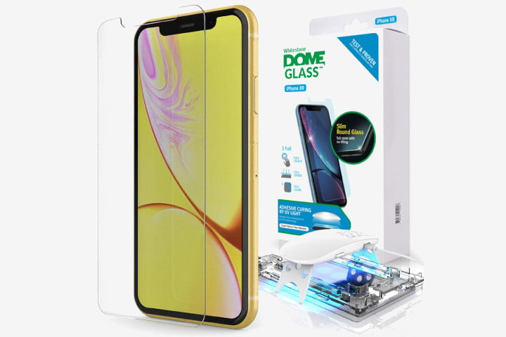 reputable site f89c1 5a8bc The Best iPhone XR Screen Protectors | Digital Trends
