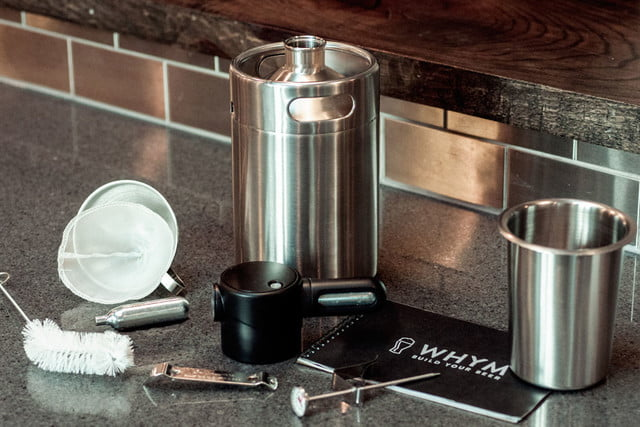 whym home beer making kit launches homebrew 003