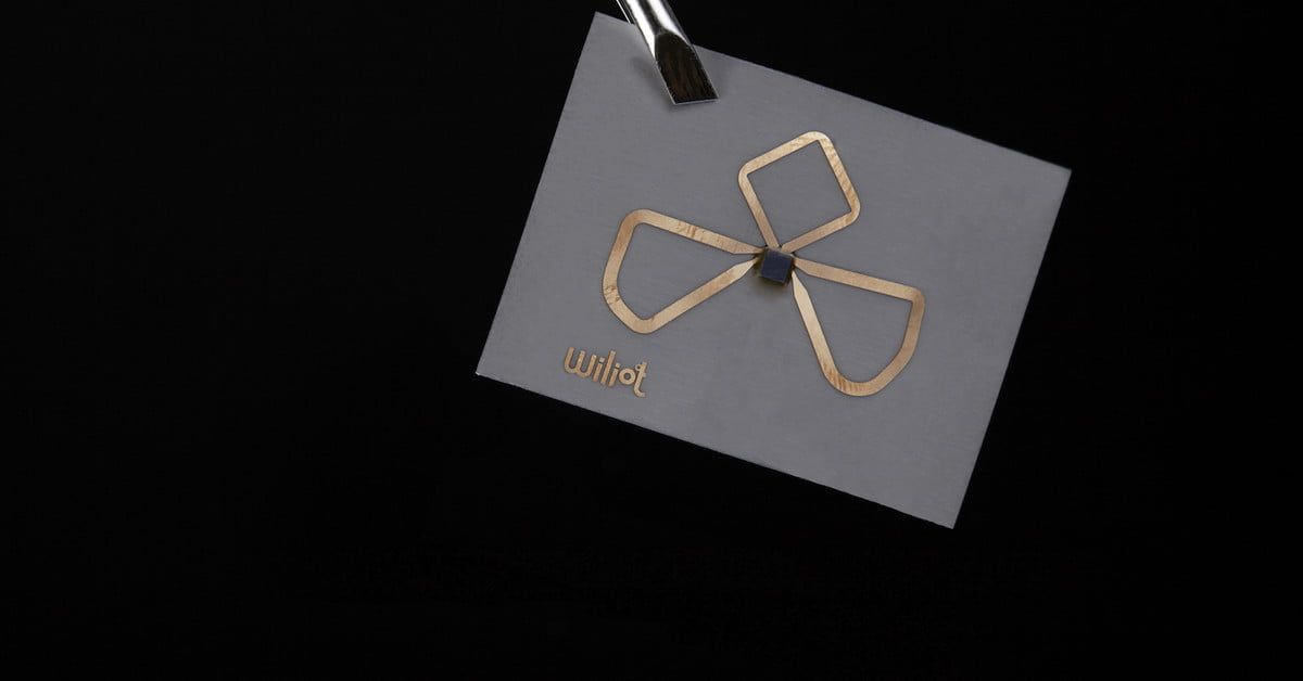 Wiliot is a Battery-Less Bluetooth Chip That Can Pull Power from Thin Air