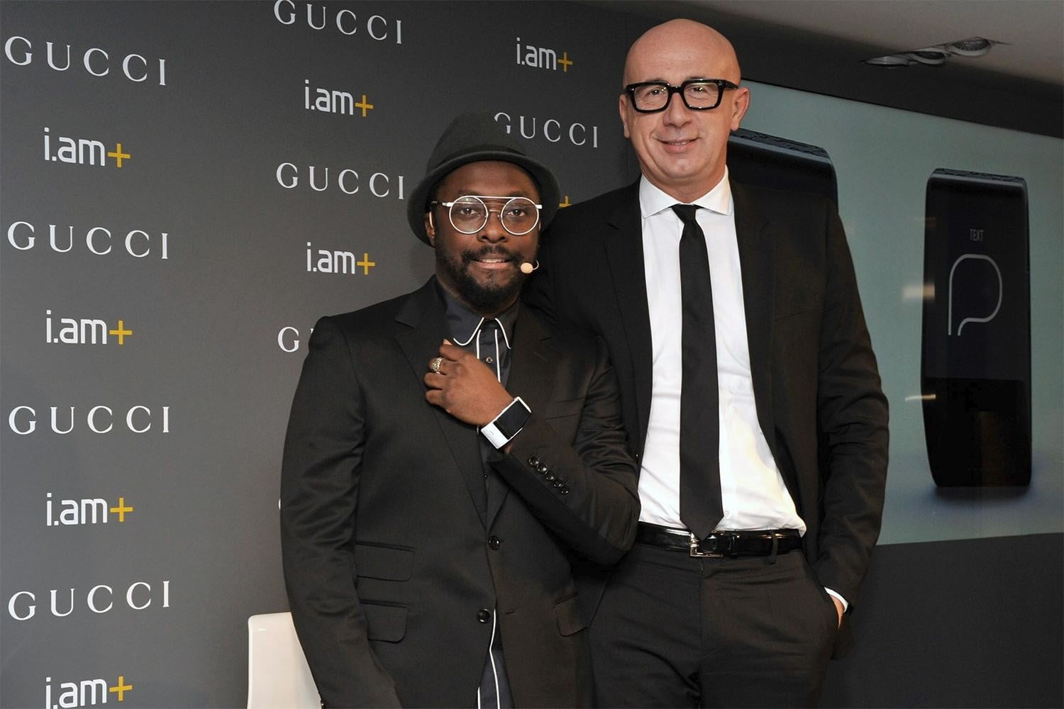 Will.i.am and Gucci To Make Posh Smartband Together | Digital Trends