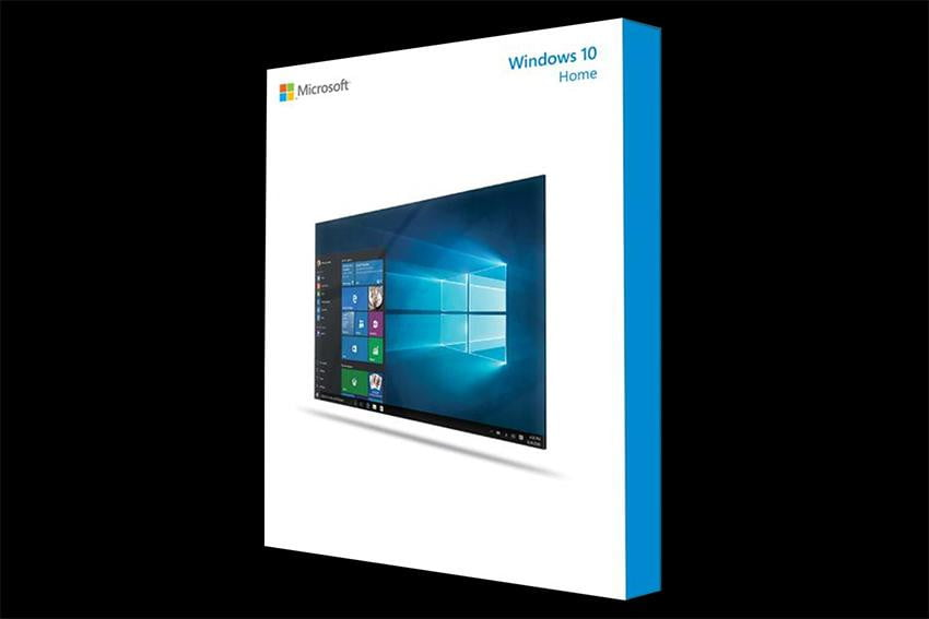 The Windows 10 Box Art Leaks But Who Will Even See It
