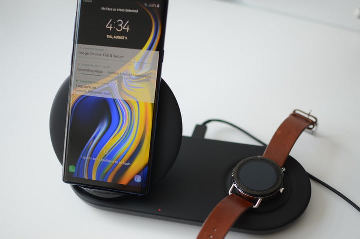 wireless charger duo