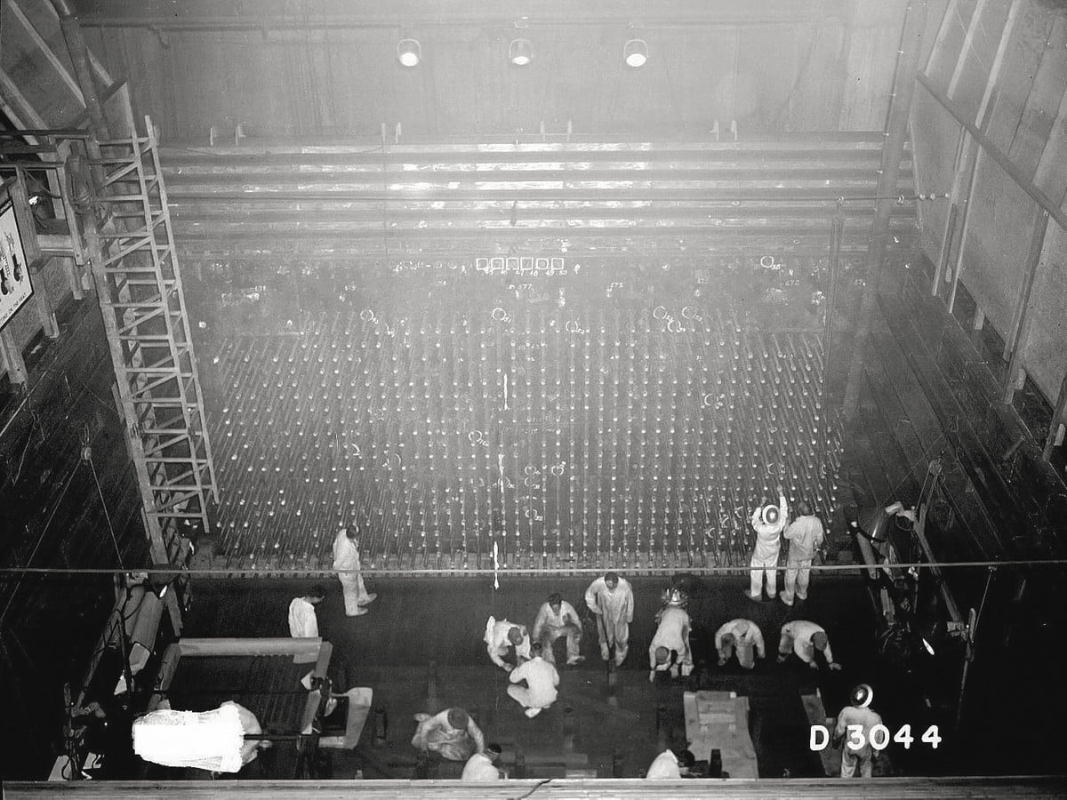 The Hanford reactor | Women of the Manhattan Project Part 2