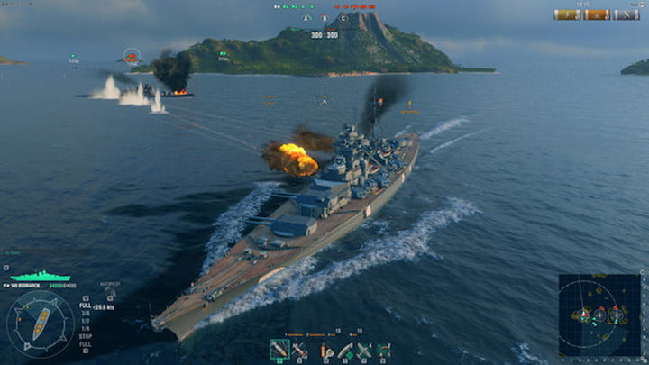 best free to play games world of warships