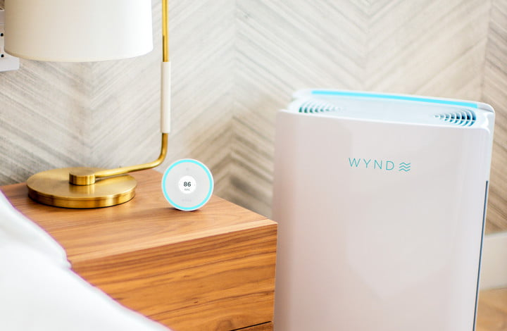 wynd smart air devices cover