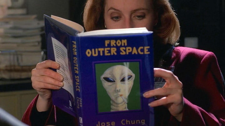 best x files episodes jose chung