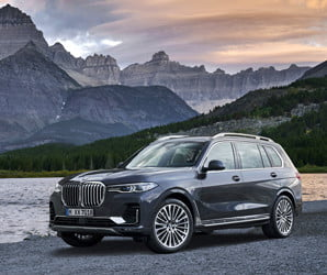 The supersized X7 is unlike any BMW you've ever seen