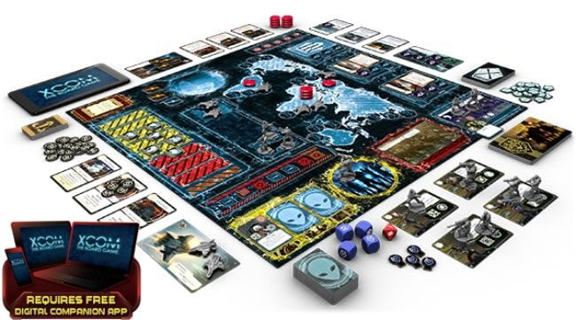 XCOM The Board Game Hitting Tables In Late Digital Trends - Digital board game table