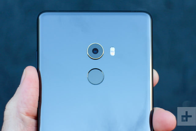 Xiaomi Mi Mix 2 Review back top close