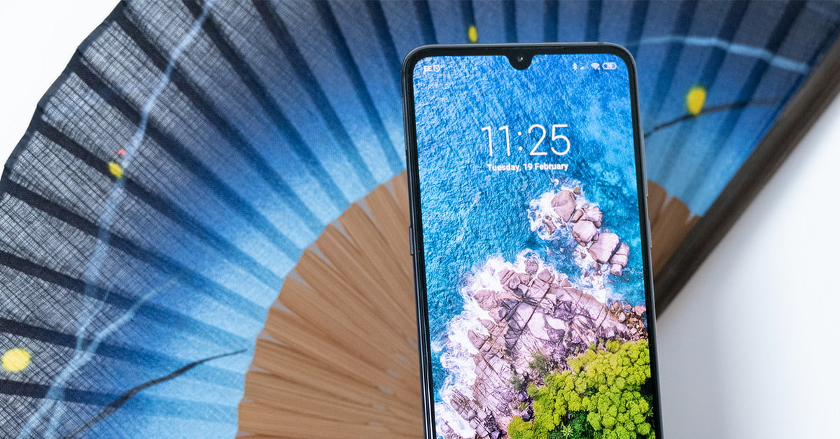 The Xiaomi Mi 9 is blazing fast with Snapdragon's new 855 chip