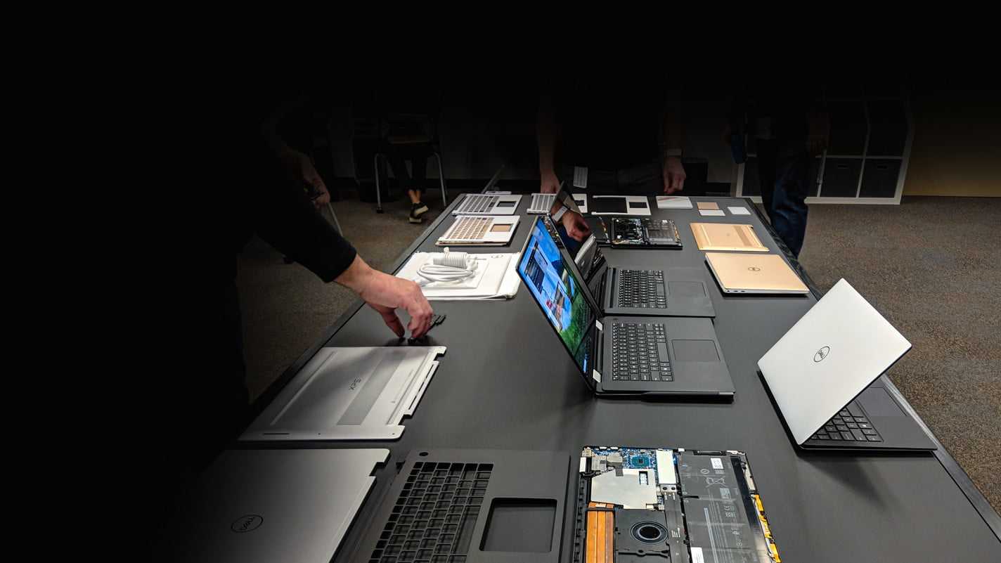 How Dell Made The Xps 15 2 In 1 Its Most Experimental Laptop Ever Magnetic Microprocessors Can Make High End Computers Future Digital Trends