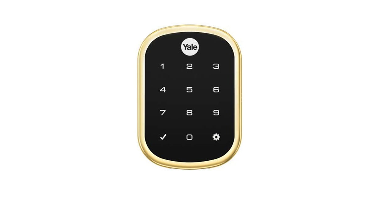 [Home & Garden] Yale Assure Lock SL Connected by August review