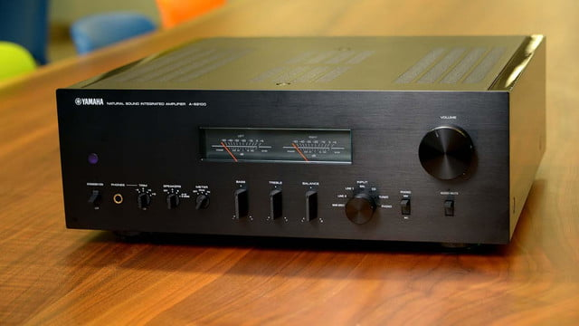 yamaha a s2100 integrated amp hands on review video integtated
