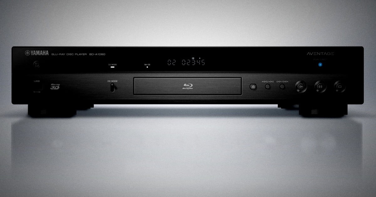 yamaha introduces new 4k upscaling blu ray players. Black Bedroom Furniture Sets. Home Design Ideas