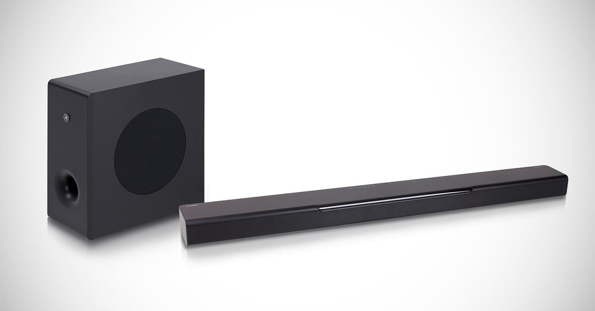 yamaha unveils flexible new musiccast bar 400 soundbar. Black Bedroom Furniture Sets. Home Design Ideas