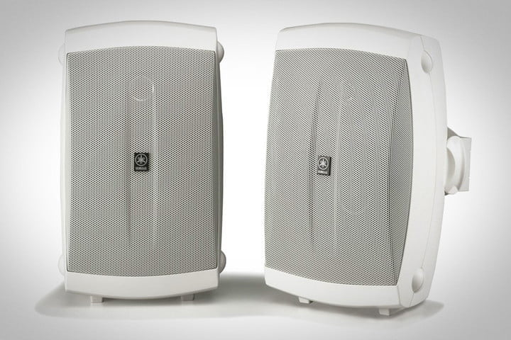 best outdoor speakers yamaha ns aw 150 white b