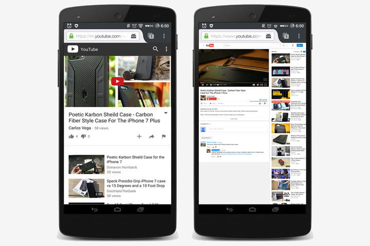 how to play youtube in the background screen off android browsers