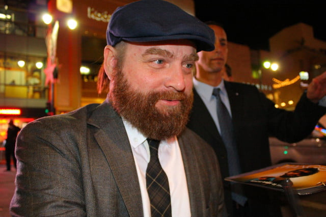 the something casting universal pictures zach galifianakis