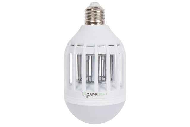 zapplight is an led bulb with a bug zapper 001