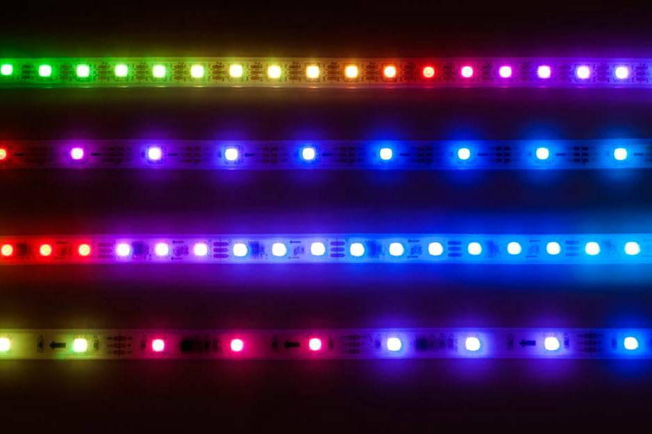 Zedcon Is A Strip Of Led Lights That Operate Independently