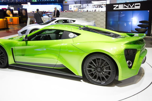 zenvo st1 might tried set top gear fire still awesome 4