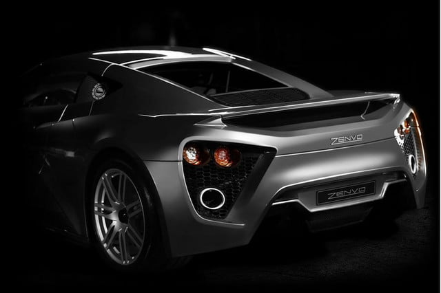 zenvo st1 might tried set top gear fire still awesome 5