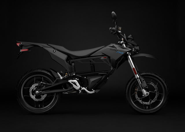 zero motorcycles introduces new models fxs 3
