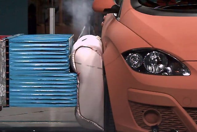 ZF side airbag