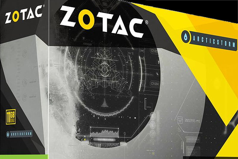 Zotac Addresses The Liquid-Cooled PC Gaming Crowd With A New GeForce